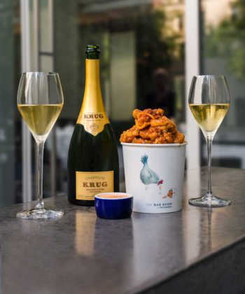Indulge in Buckets and Bubbles at NYC's The Modern