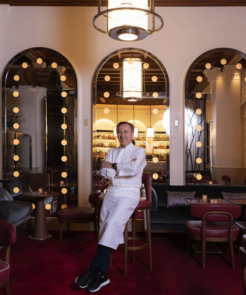 Restaurant Daniel Reopens With a New Look and a New Menu