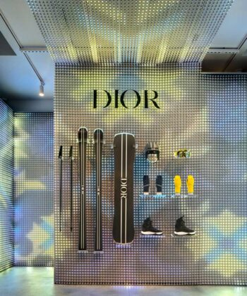 Dior Unveils a Ski Capsule at SoHo, New York Pop-Up