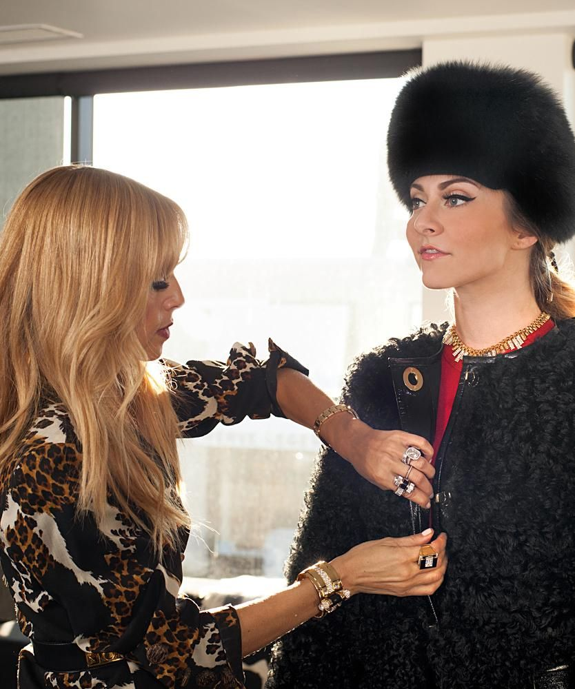 Rachel Zoe Enters the Music Biz!