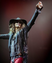 Video: Partying with Steven Tyler
