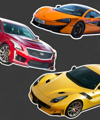 The Most Luxurious Holiday Gifts on 4 Wheels