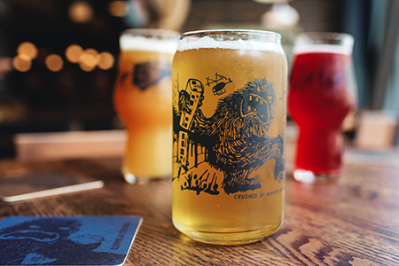 Crushed by Giants - breweries in Chicago