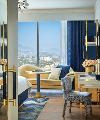 Luxury Hotel News in Los Angeles