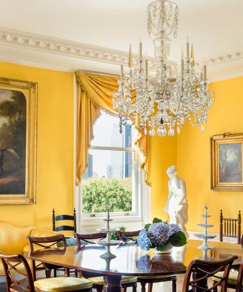 The recently listed $32.5 million New York City home is a real gem