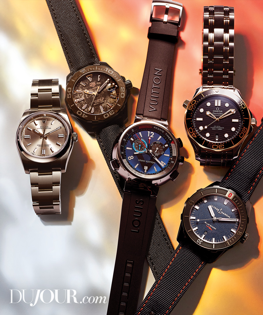 The Newest Wave of Watches