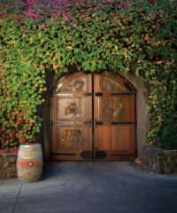 If you are around the San Francisco area for the holidays, plan an afternoon tour and tasting at Antica Napa Valley