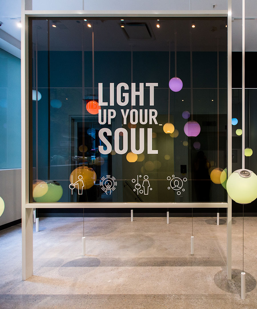 SoulCycle's New Studio Combines Art and Spin