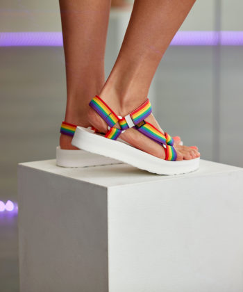 Shop Teva's Bright New Pride Collection
