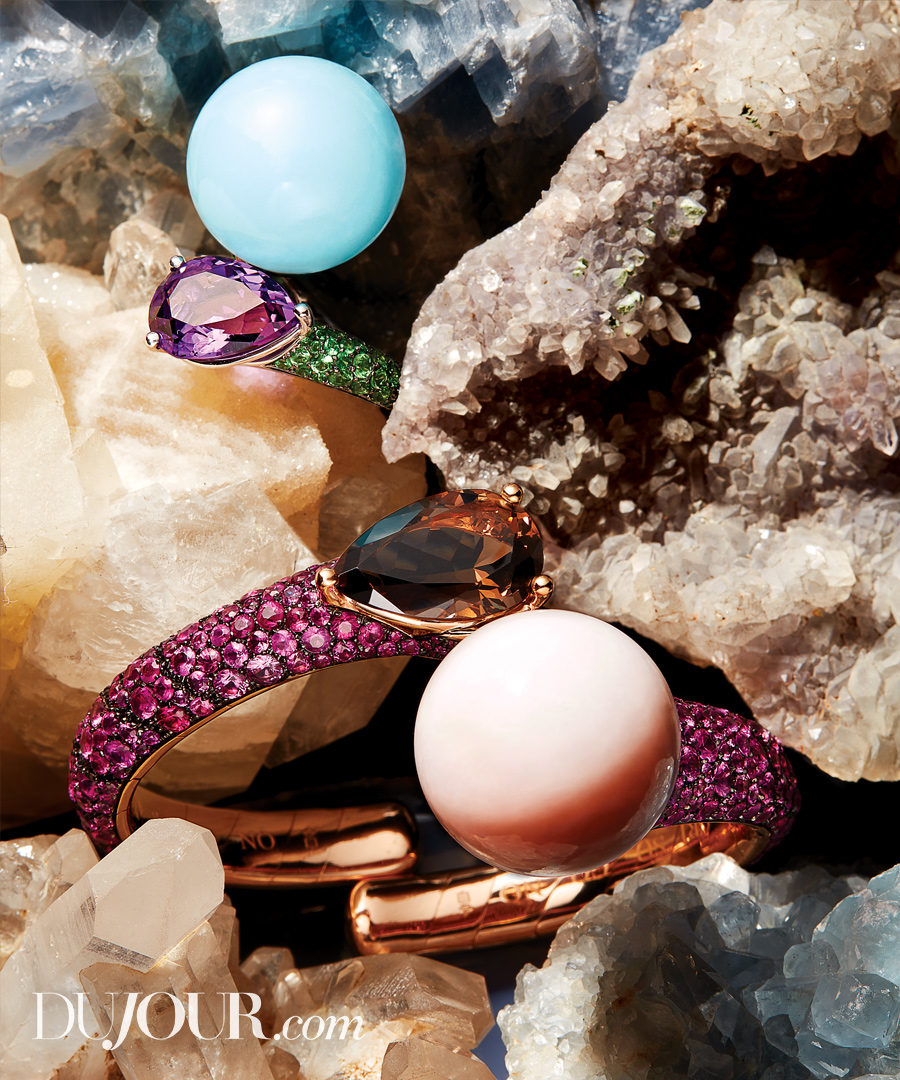 The Season's Most Dazzling Jewelry