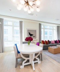 See Inside Sting's Central Park Penthouse