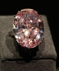 A Record-Breaking Pink Diamond