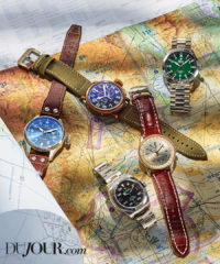 Our Favorite Watches This Season Are Inspired By Airplanes
