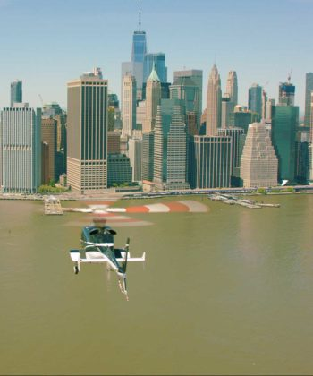 I Flew to JFK Airport Using Uber Copter