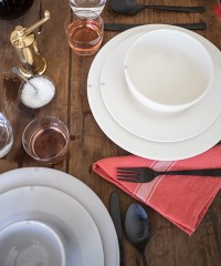 Wildly Chic Tableware