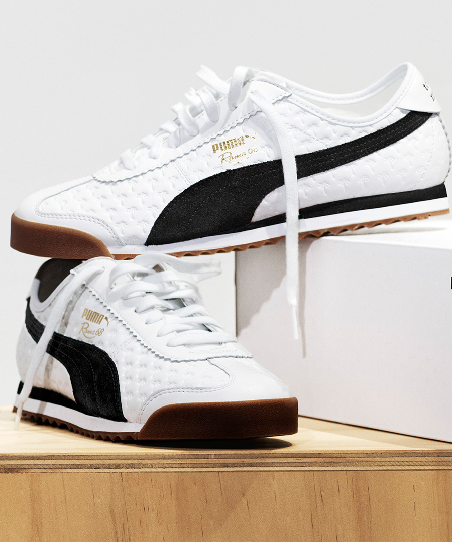 Tomas Maier and Puma Team Up On a Super-Collectible Shoe