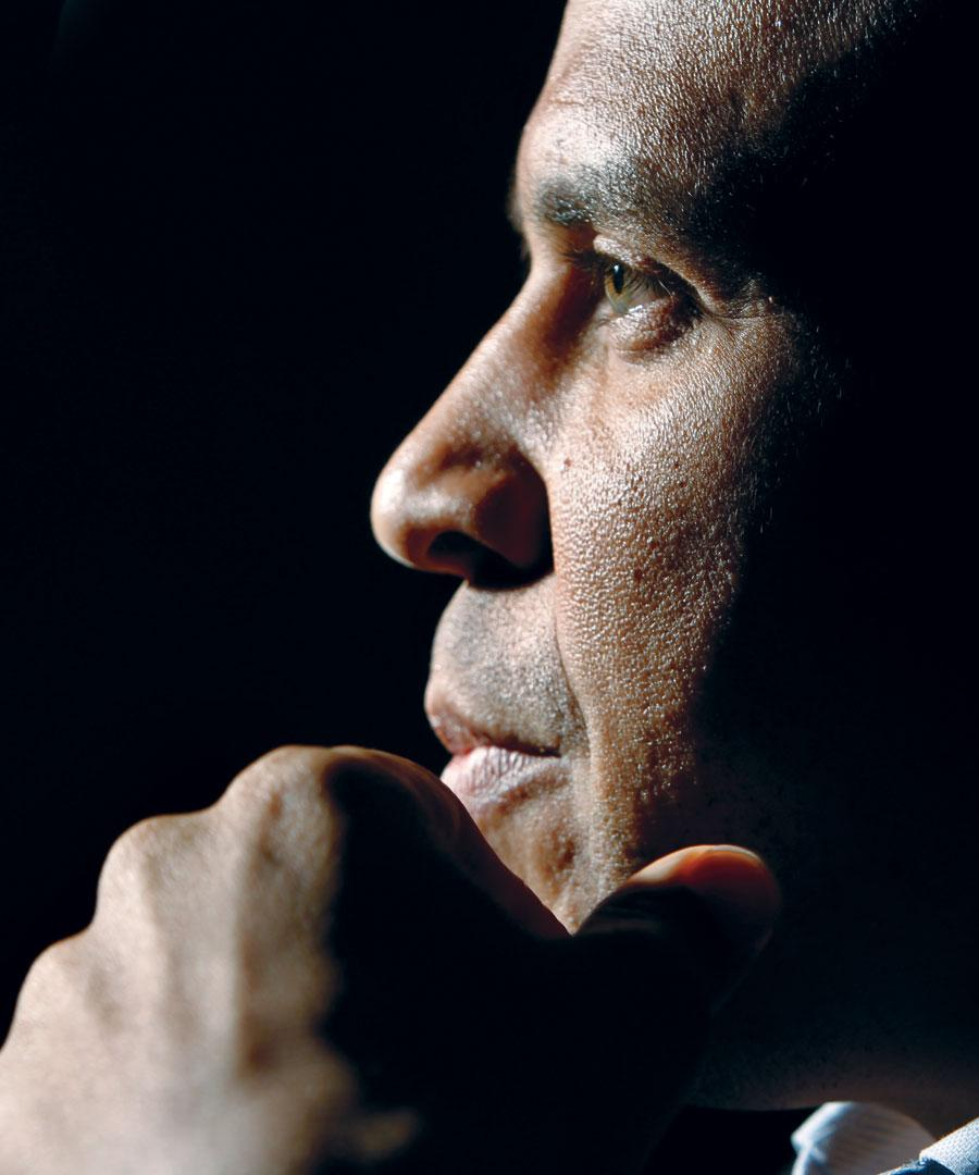 An Interview with Newark's Cory Booker