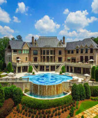 Tour DuJour: Tyler Perry's Former $15 Million Home