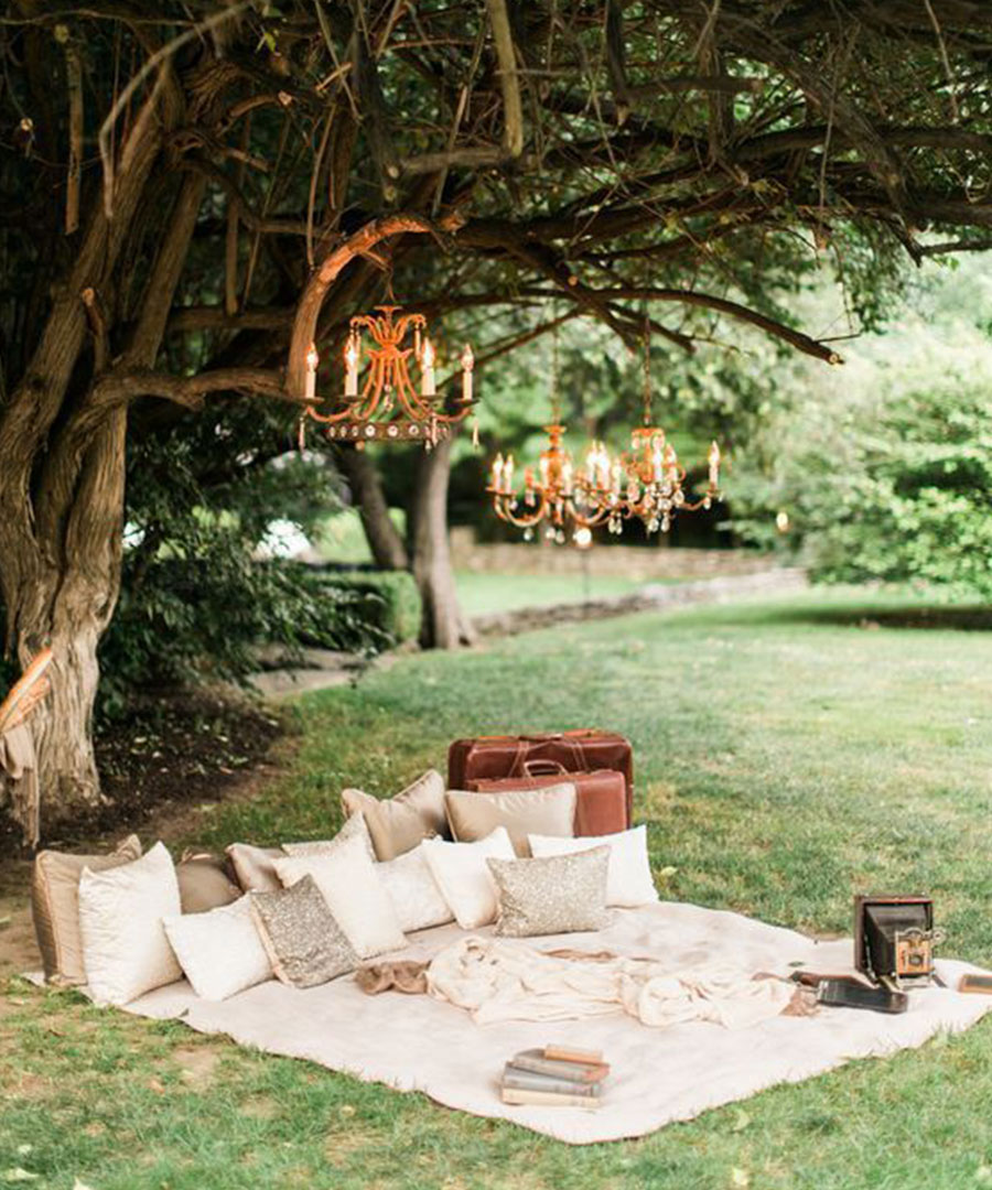 Ask A Wedding Expert: The Glamping Wedding