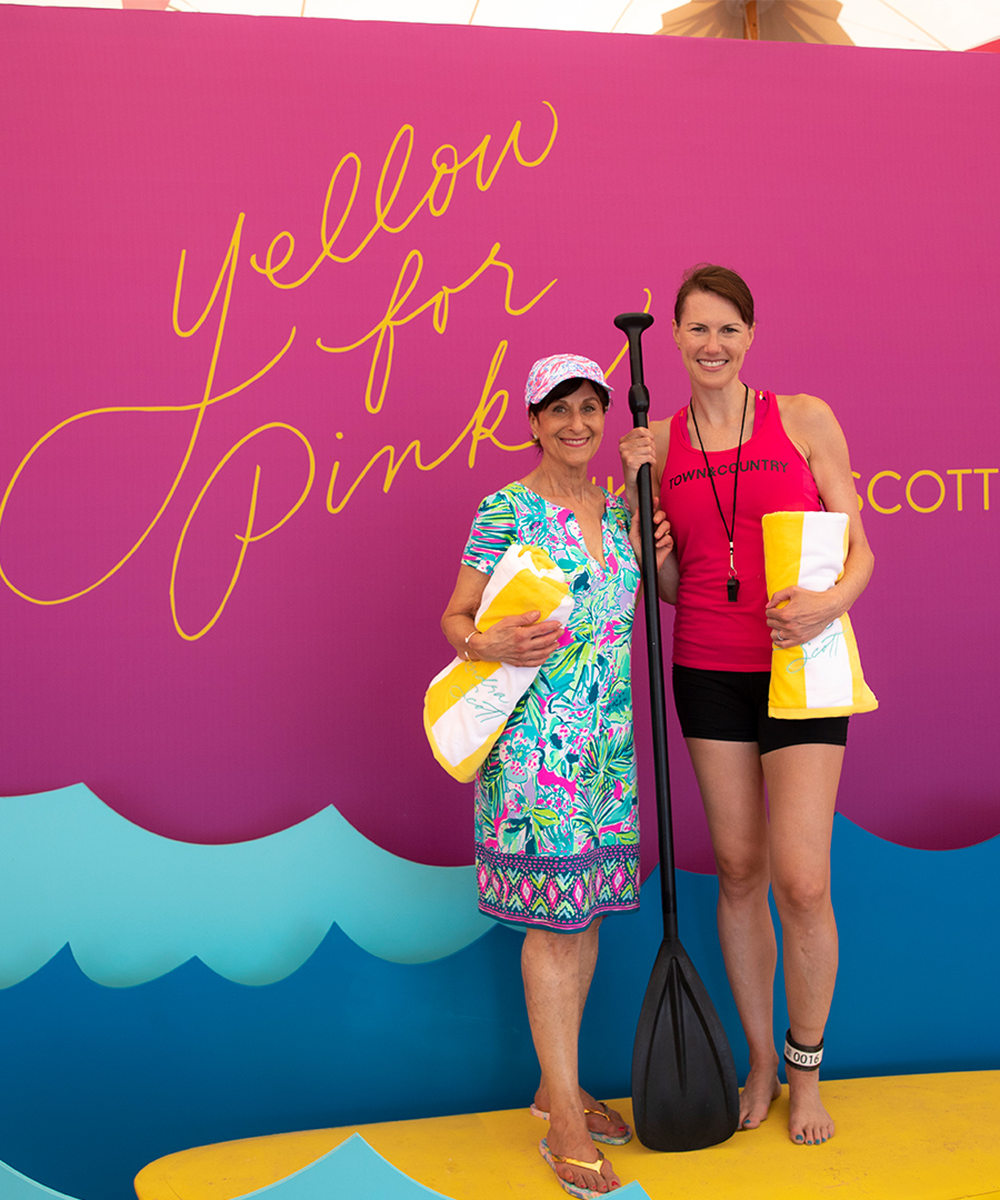 The Paddle & Party for Pink Bash Raised $1.4 Million