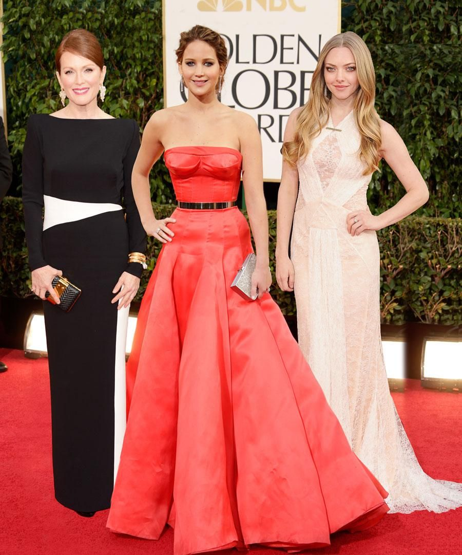 The 5 Best Trends from the Golden Globes – Gallery