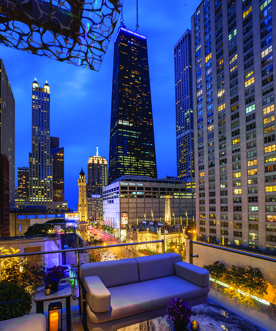 Savor a Drink With a View in Chicago