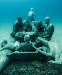 The Most Beautiful Thing in the World Today: An Underwater Museum