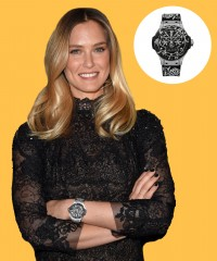 Watch & Learn: Bar Refaeli's Hublot