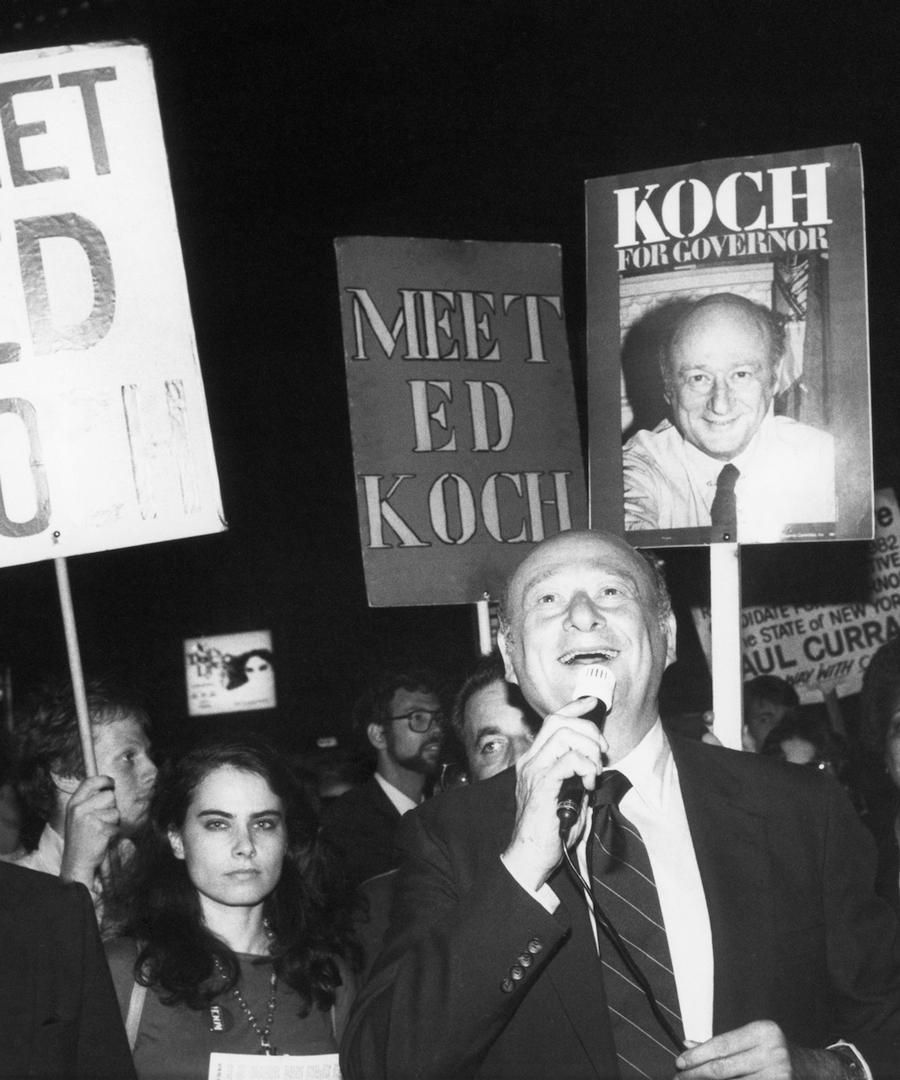 Ed Koch: On Regrets, Gay Mayors and His Legacy