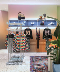 The new store reimagines the brand's rich heritage through a clever design concept