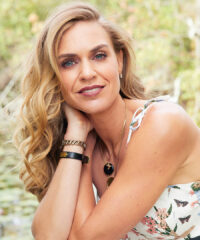 Longtime beauty and wellness publicist Emily Parr celebrates the evolution of her own brand HoliFrog