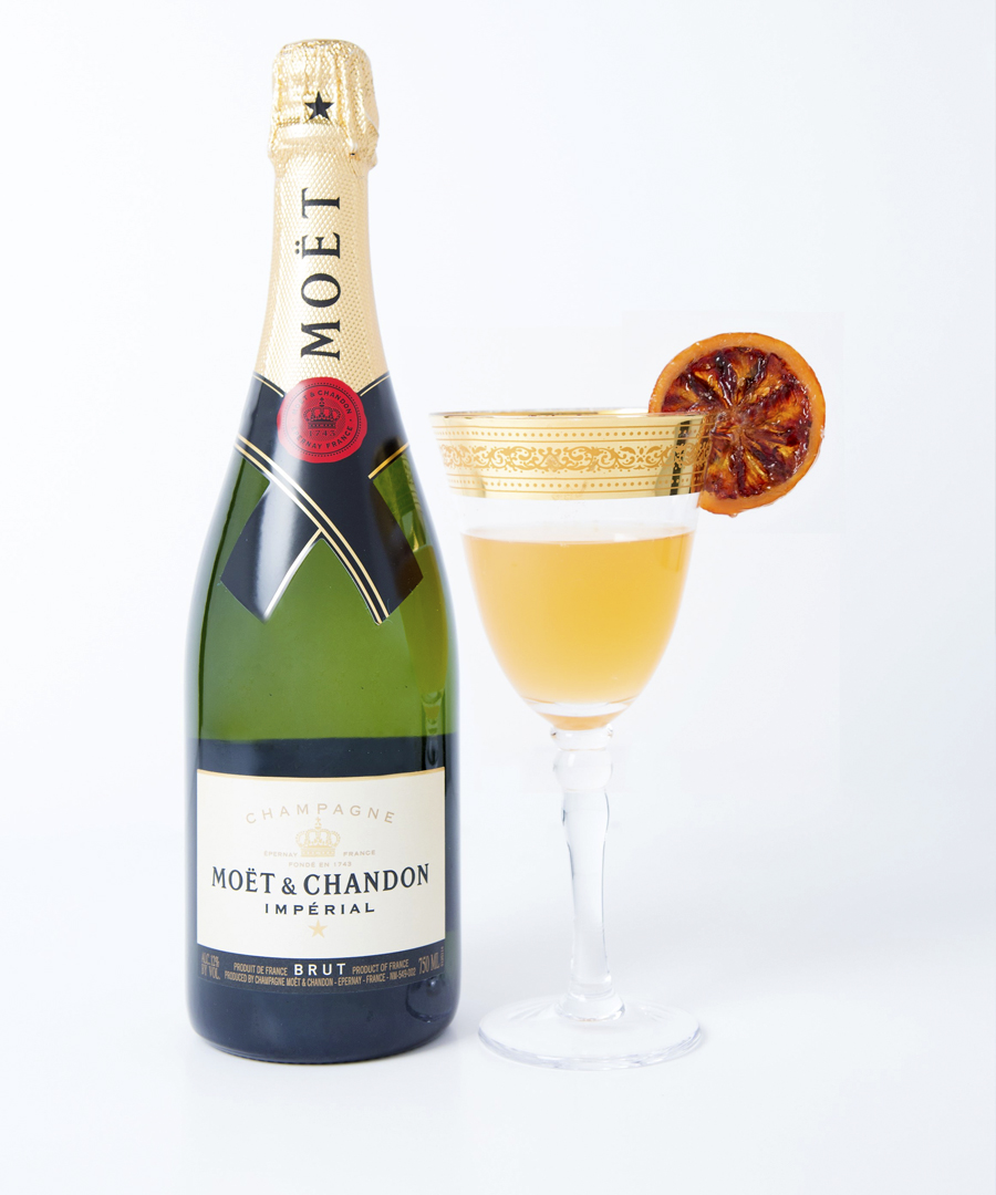 Cocktails Inspired by the 2018 Golden Globe Nominees