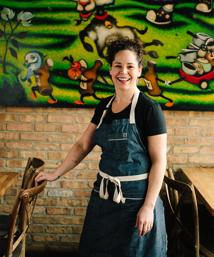 This Chicago Chef Has an Appetite for Success