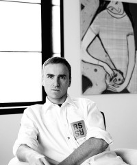 Raf Simons Is Named Chief Creative Officer at Calvin Klein