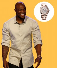 Watch & Learn: DeMarcus Ware's Rolex Sky-Dweller