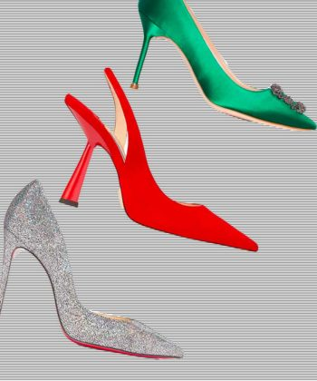 Shop Our 9 Favorite Holiday Pumps