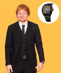 Watch & Learn: Ed Sheeran's RM Richard Mille
