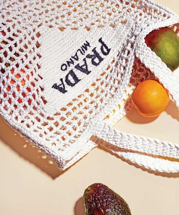 We're Dreaming of Woven Bags This Summer