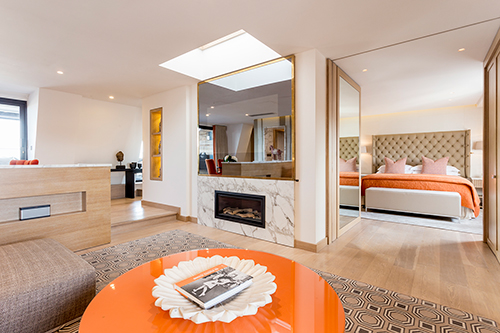 Suite at The Marylebone