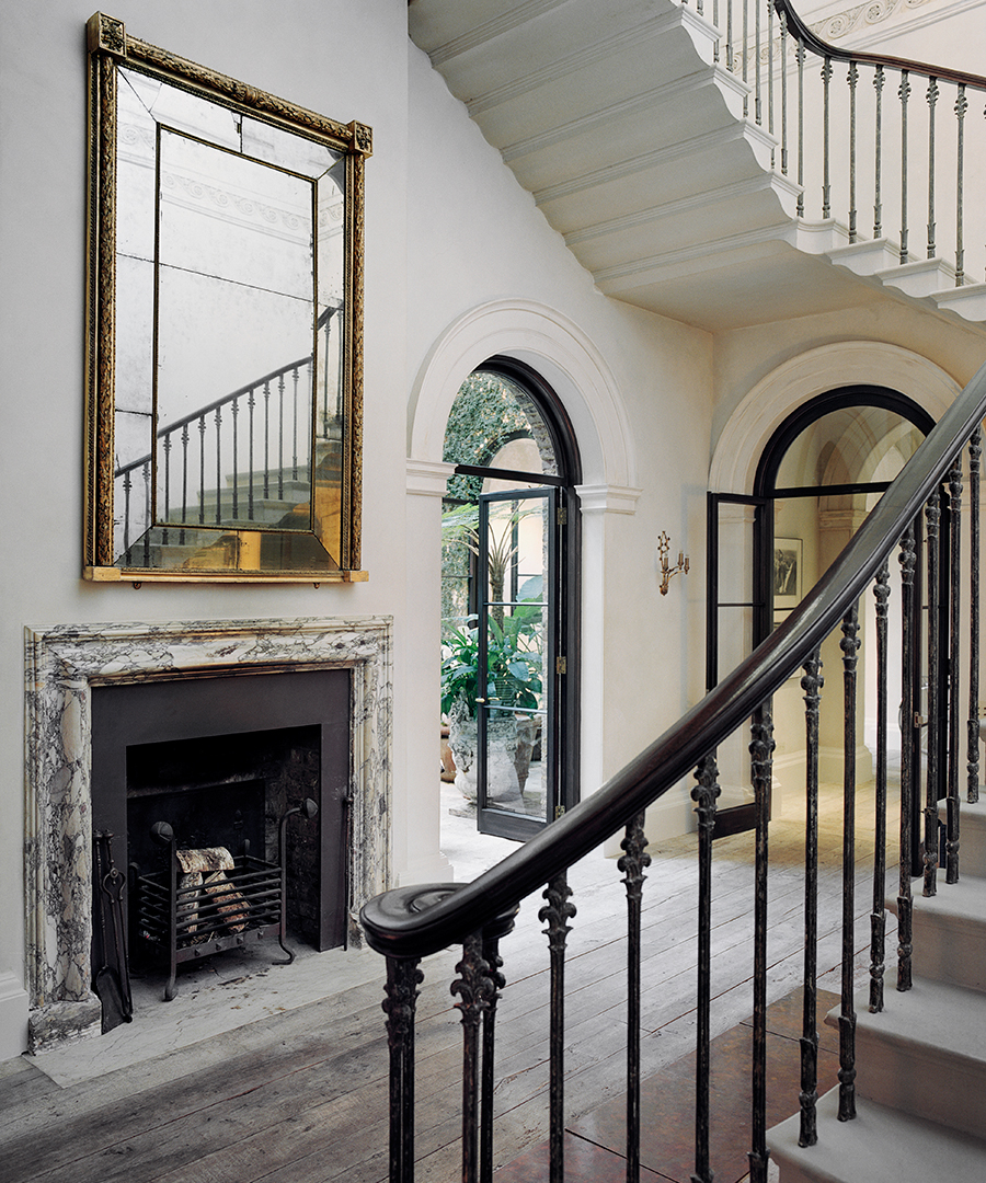 The first book from Rose Uniacke offers readers a private tour of the chic architectural interior designer's London home