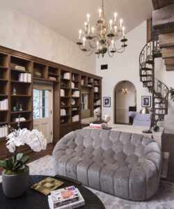 Tour Michelle Pfeiffer's Former Pacific Palisades Home