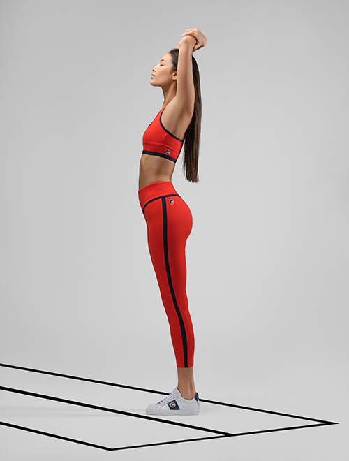 Fusalp's new athleisure capsule collection
