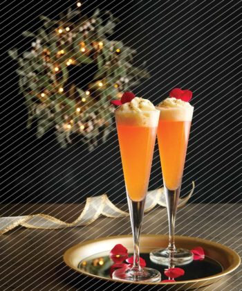 Drink DuJour: Morton's Holiday Cocktail