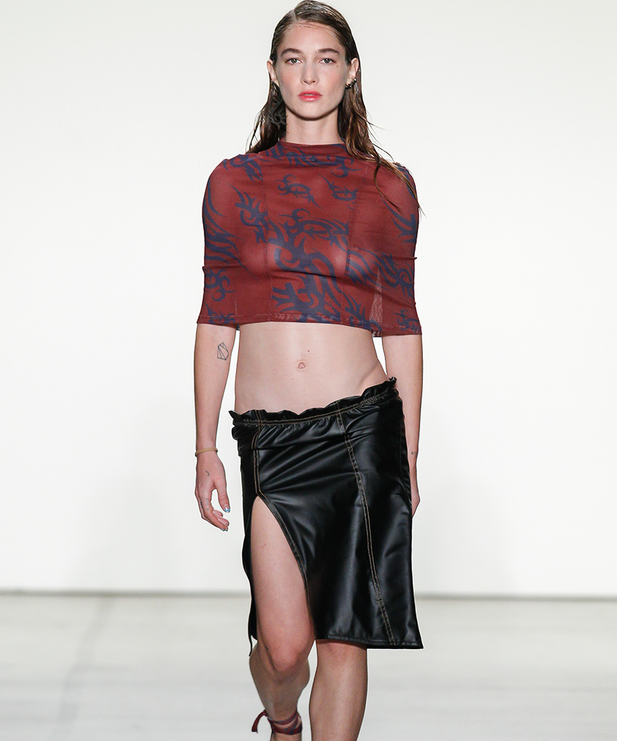 Barragán Brings Mexico City Rave Culture to NYFW