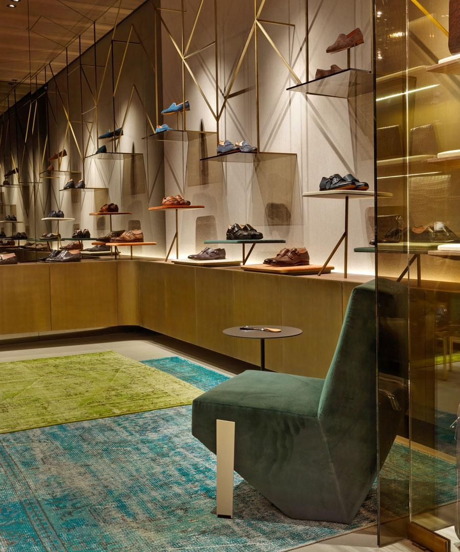 Santoni Fetes New Store Opening in Milan With Signature Style – Gallery