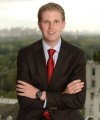 Putting on Heirs: Eric Trump Is Making Moves