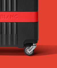 Gift The Limited-Edition Montblanc x Pirelli Luggage This Season