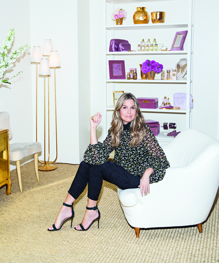 Aerin Lauder's Key to Timeless Style