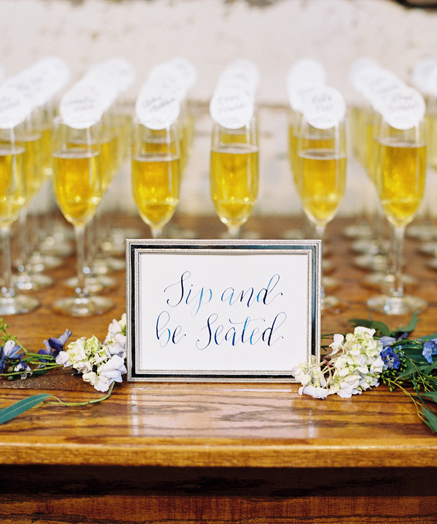 9 Wedding Seating Chart Ideas