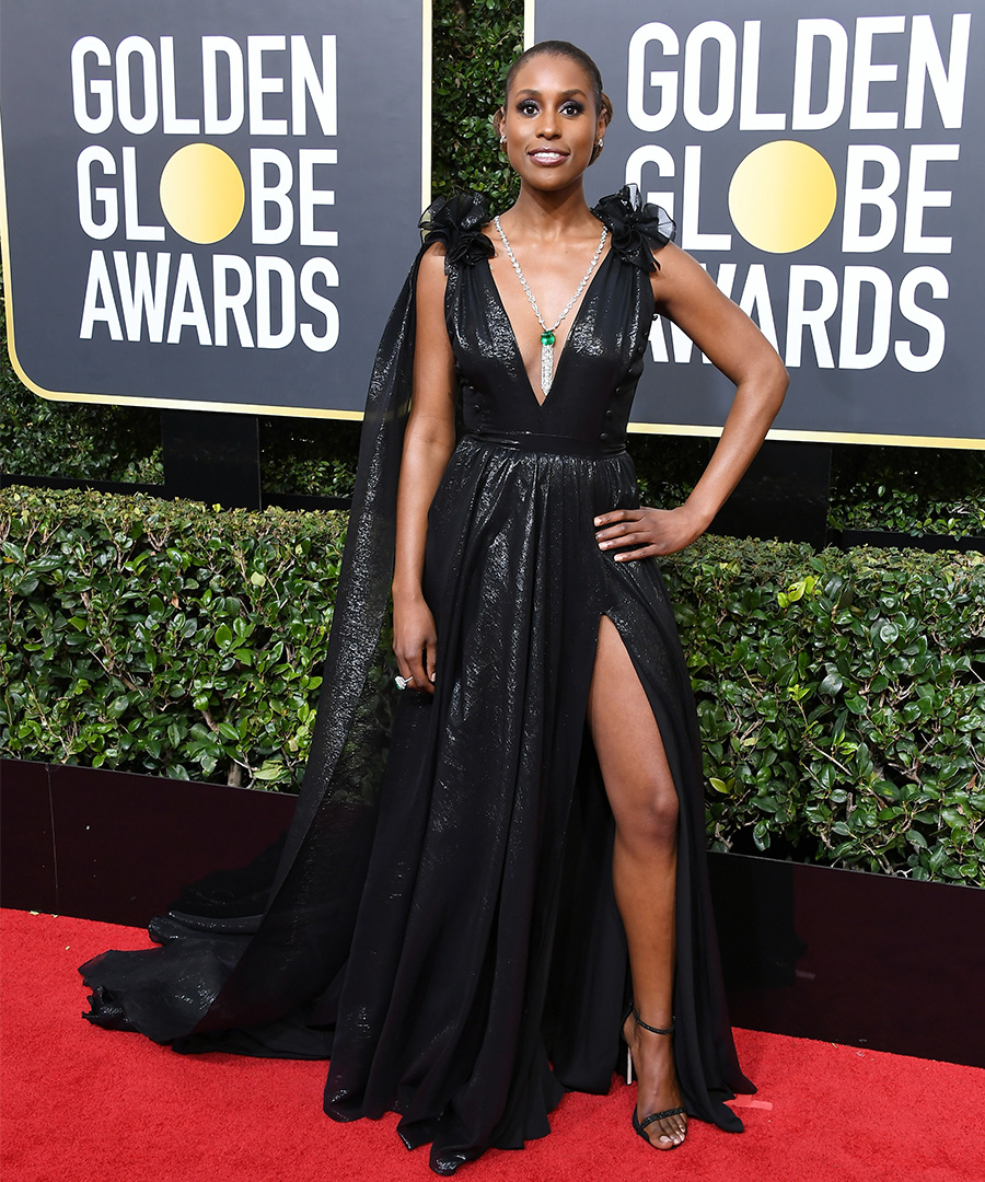 The 15 Best Dressed Celebrities at the 75th Golden Globe Awards